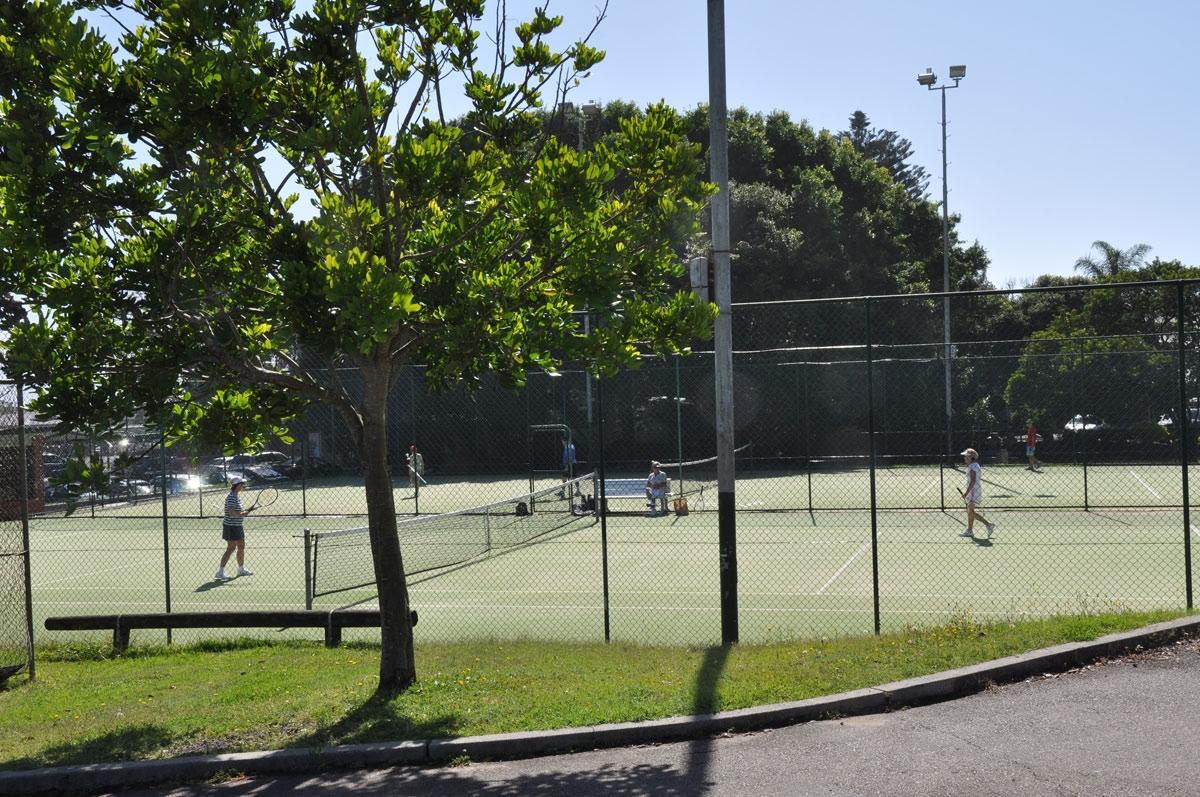 Tennis at Avoca