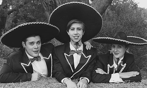 "The Steve Martin, Chevy Chase, and Martin Short 80's Classic, ""Three Amigos!"" is Coming to the Central Coast in June"