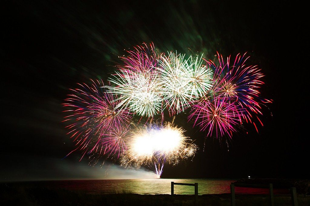 Central Real Presents Terrigal Fireworks Festival 2017