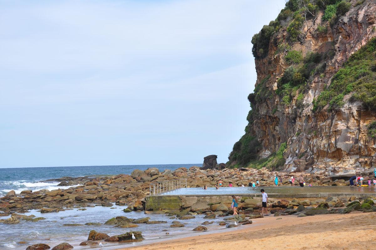 copacabana central coast australia