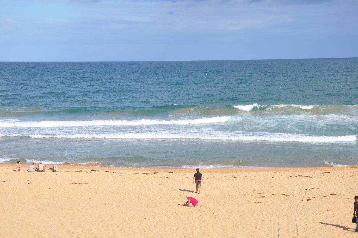 Shelly Beach Central Coast Australia