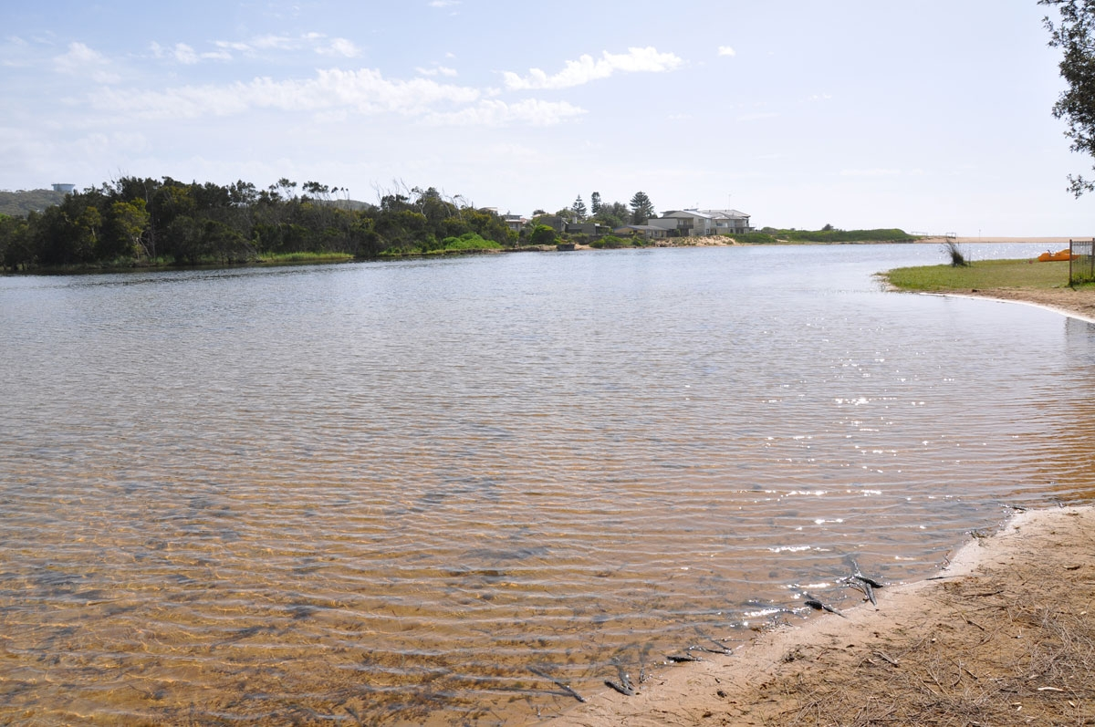 Bulbararing Lagoon