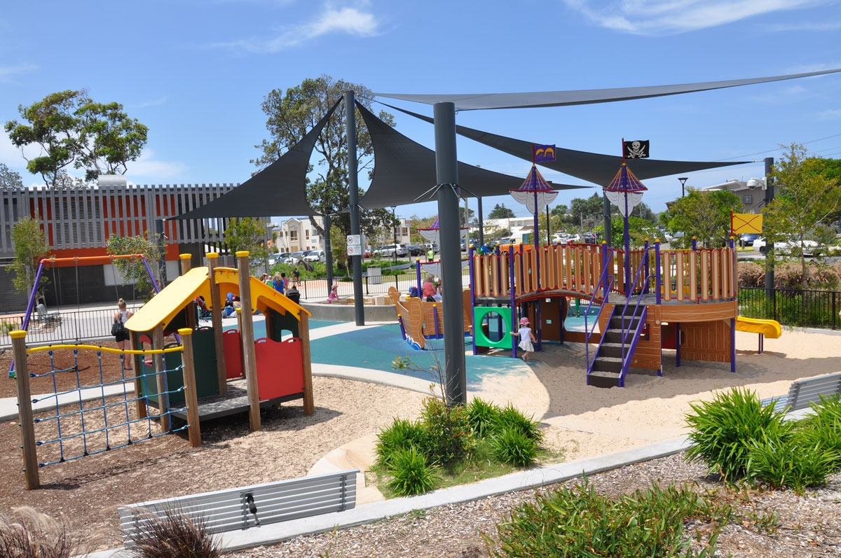 Umina Recreation Precinct small children's playground