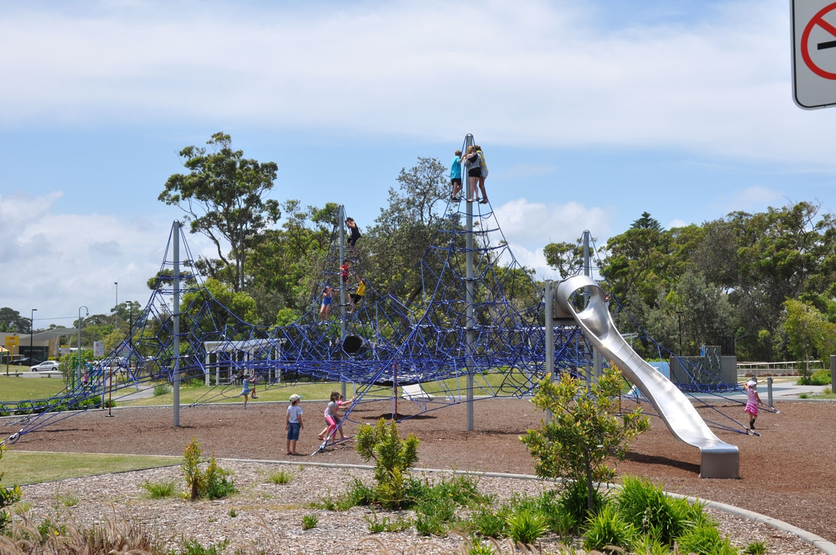 Umina Recreation Precinct Playground