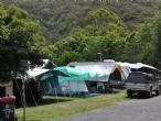 Camping at Patonga