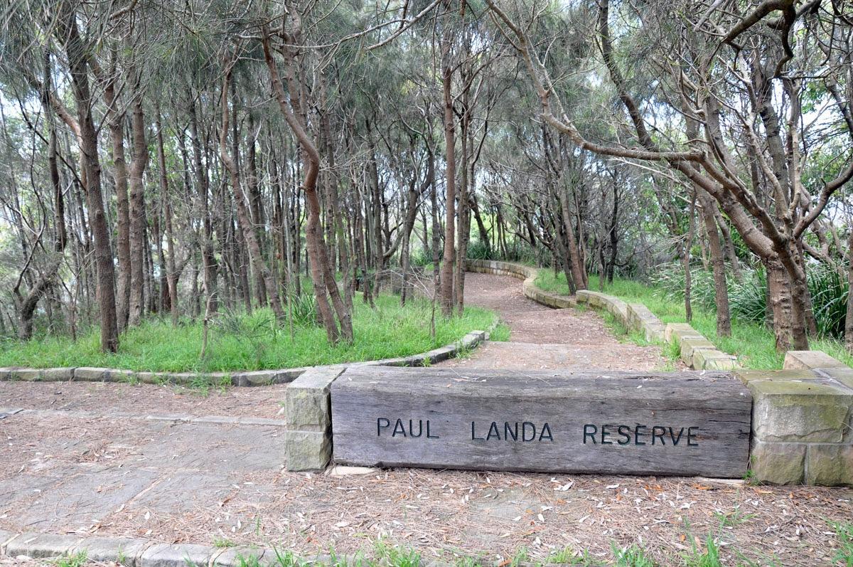 Paul Landa Reserve