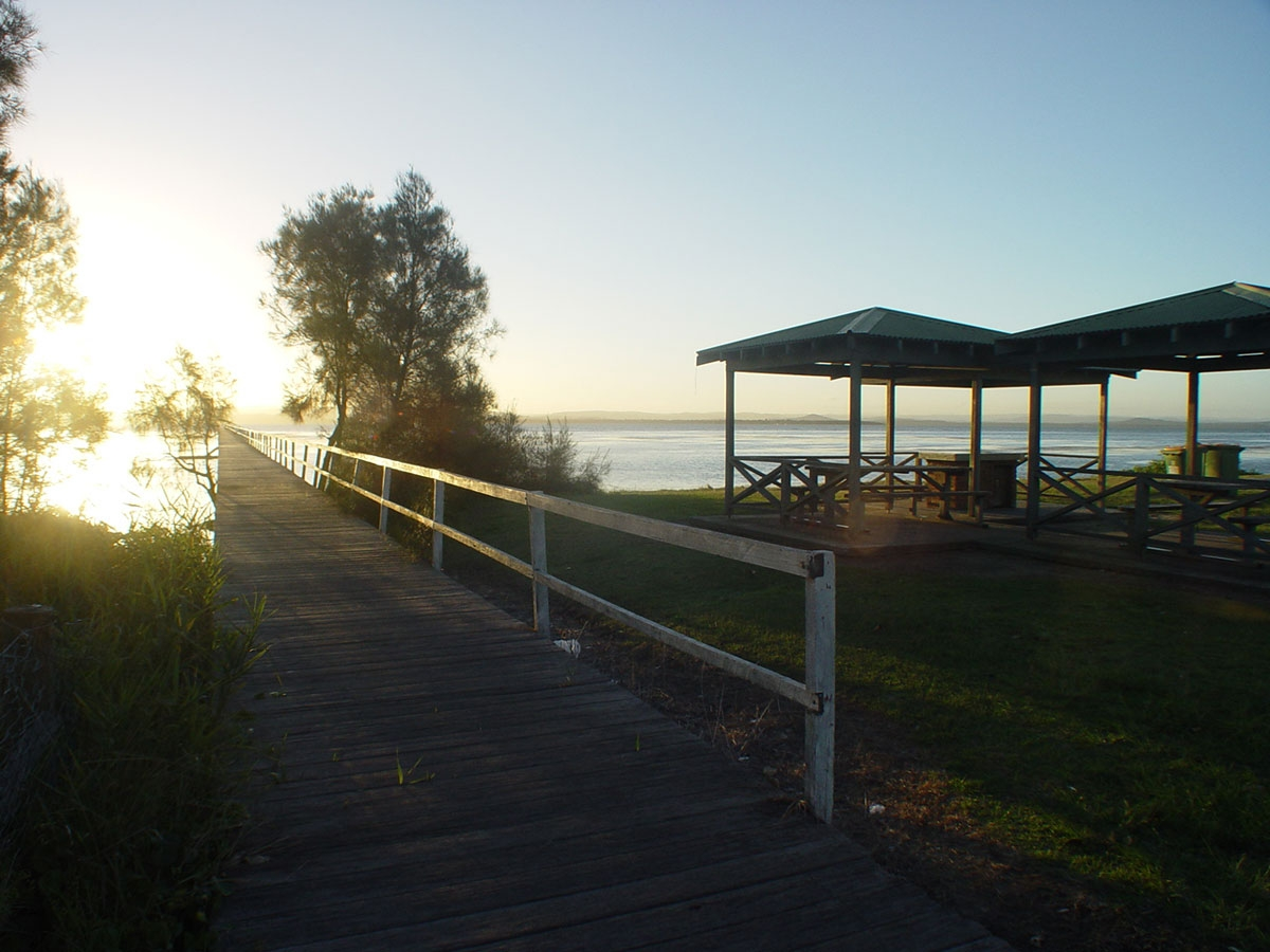 Sunset at Long Jetty