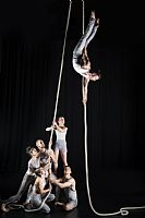 One Fell Swoop Circus Brings By A Thread to the Art House