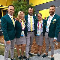 Coast Sport at the Commonwealth Games on the Gold Coast!