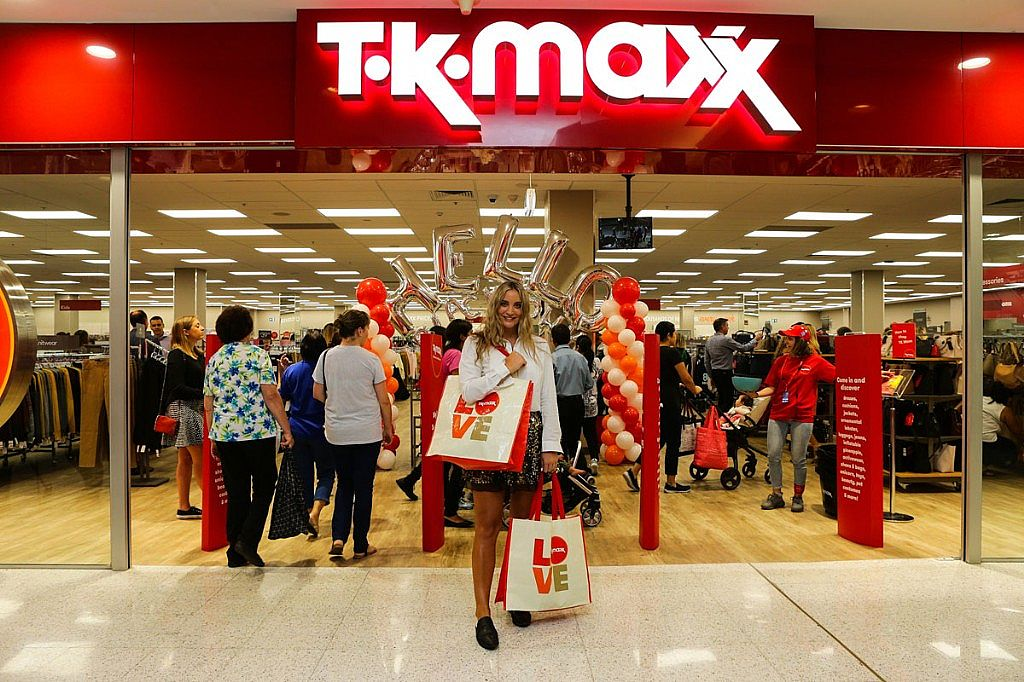 TK Maxx is Coming to Tuggerah - Opening Thursday 17th May - Central ...