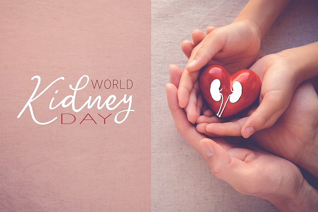 World Kidney Day is March 14th