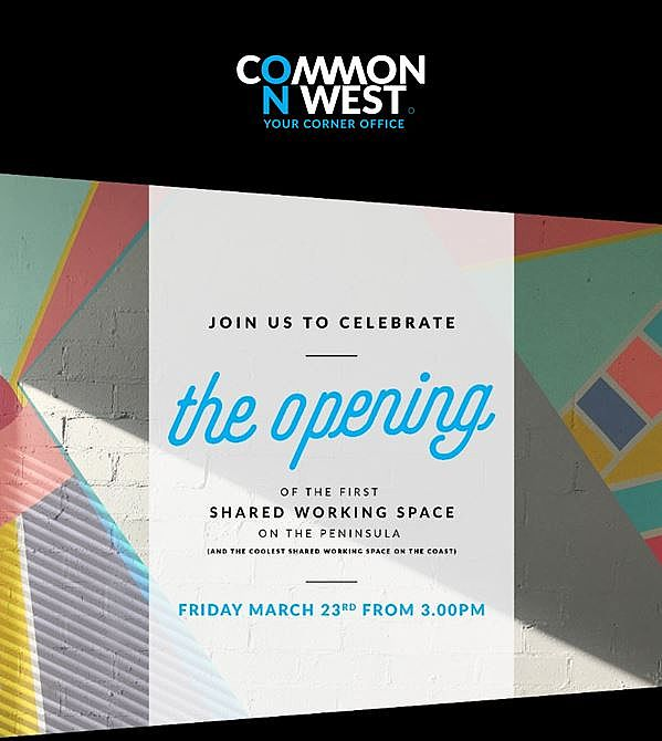 Common on West Grand Opening