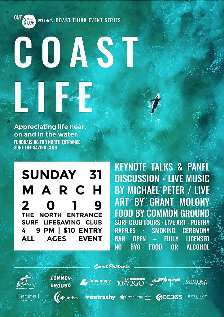 Coast Life – Appreciating Life Near, On and In the water