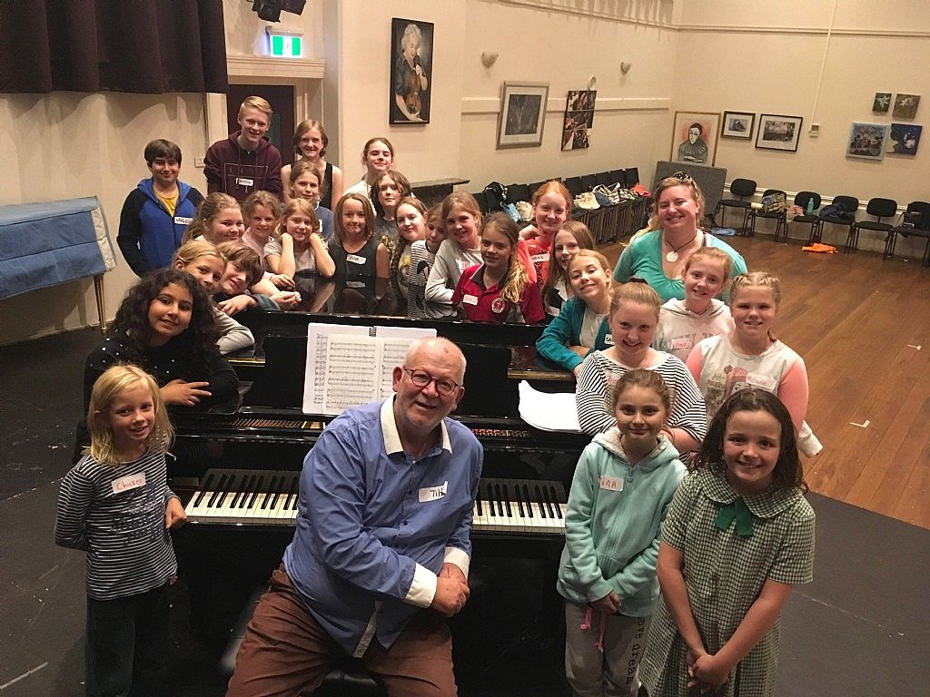 Central Coast Children to Perform With Opera Australia