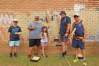 State-Wide Graffiti Removal Day - Nominate a Site or Volunteer!