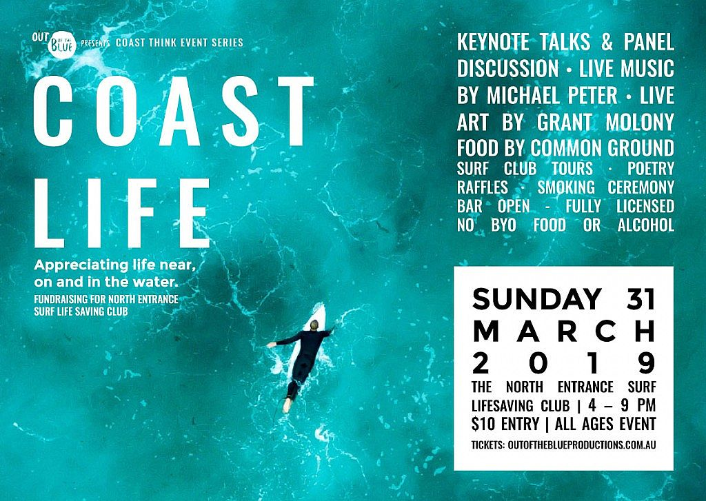 Coast Life Community Event - Program Additions & Crowd Funding Campaign