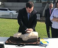 Life Saving Defibrillators for Sports Clubs