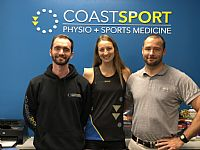 Flying High - Introducing Coast Sports Newest Ambassador Nicola McDermott