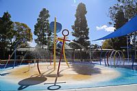Splash into Spring at the Coast's new Water Play Park
