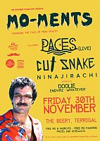 Mountain Sounds Presents: Mo-ments Feat. Paces, Cut Snake + Ninajirachi