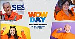 WOW Day 2021 - Wear Orange Wednesday to Thank our Dedicated SES Volunteers