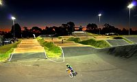San Remo BMX Facility Officially Opens with Gala Day Event