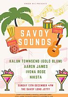 Savoy Sounds @ The Savoy Long Jetty