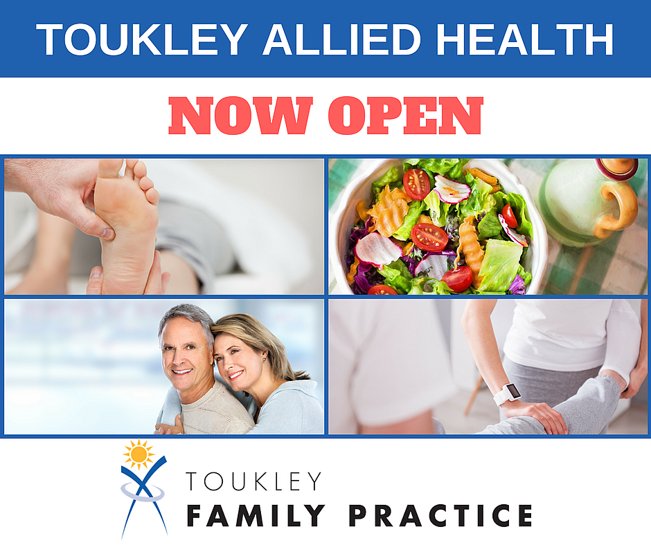New Allied Health Hub Open in Toukley
