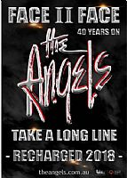 "The Angels Bring ""Take A Long Line – Recharged 2018"" to the Central Coast"