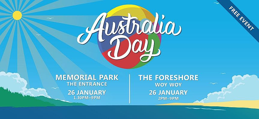 Where to go to Join the Australia Day Festivities