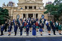 Harding Miller Education Foundation Presents 87 Scholarships at Sydney Town Hall