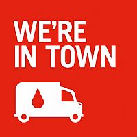 The Australian Red Cross Blood Service is Coming to Town