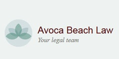 Avoca Beach Law