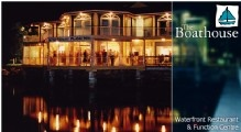 The Boathouse Waterfront Restaurant