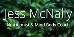Jessica McNally -  Nutritionist and Mind Body Coach