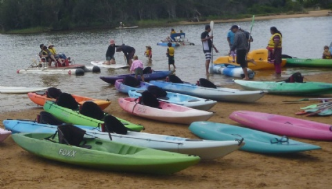 Take Away Central Coast Kayak Hire (sing