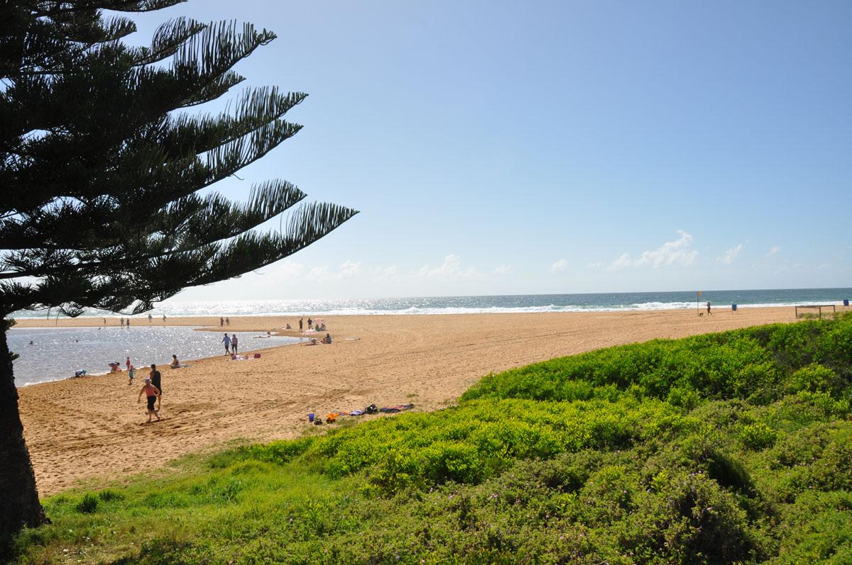 Avoca Beach Central Coast Australia