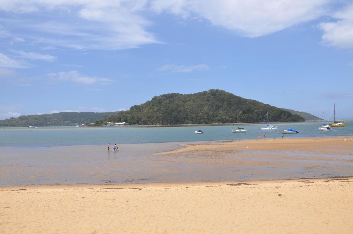 Ettalong Beach Central Coast Australia