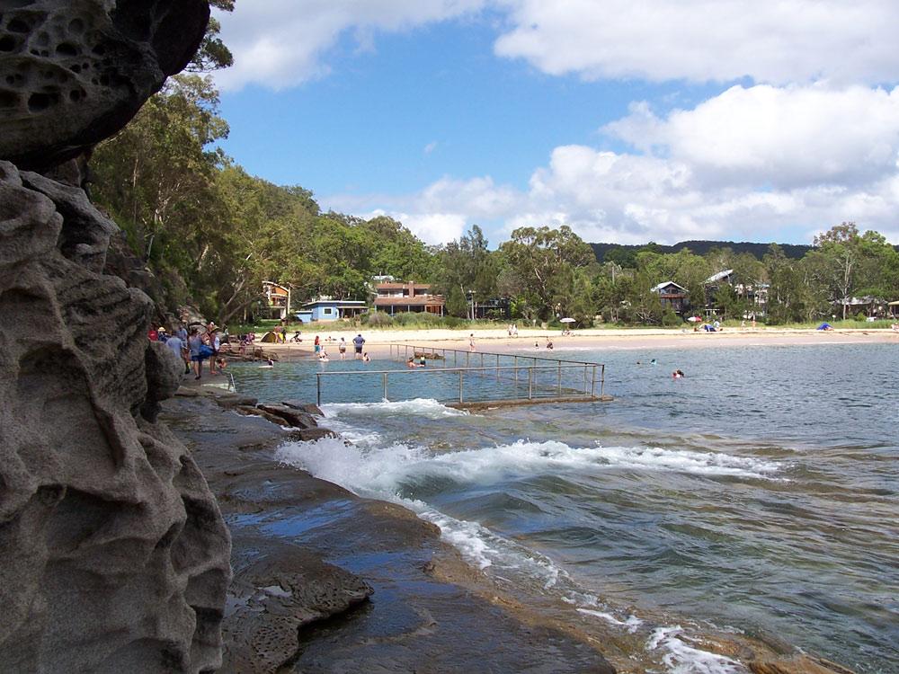 Pearl beach central coast